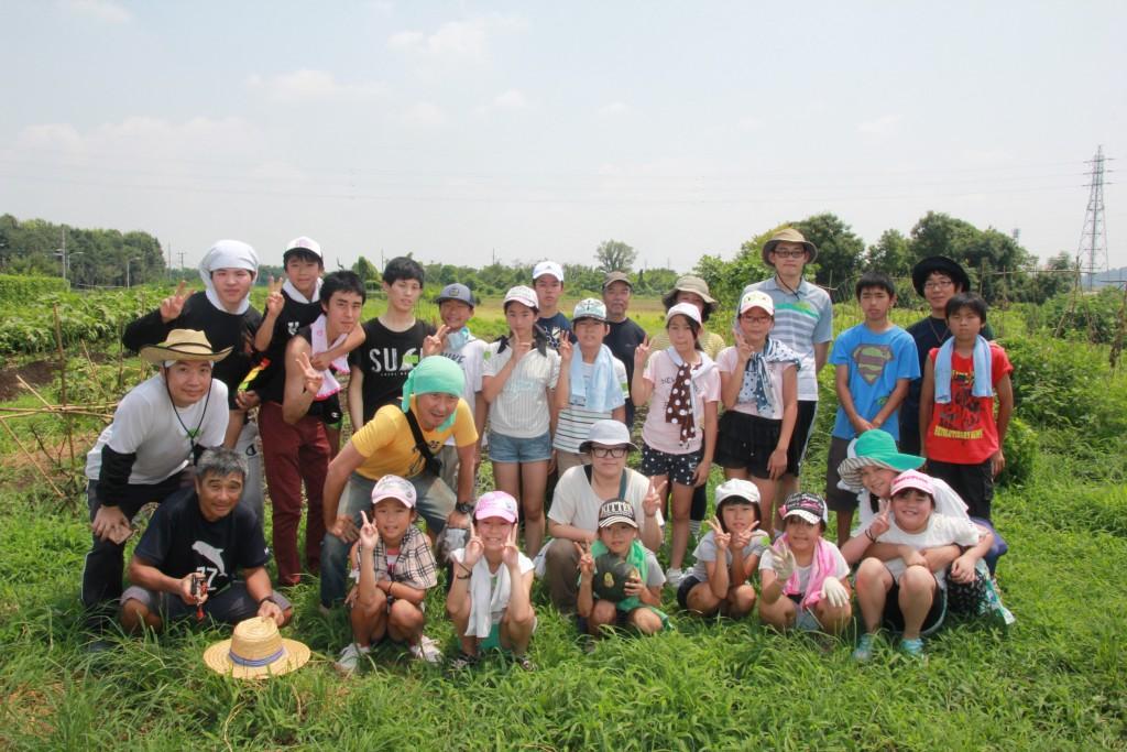 2015夏キャンプ